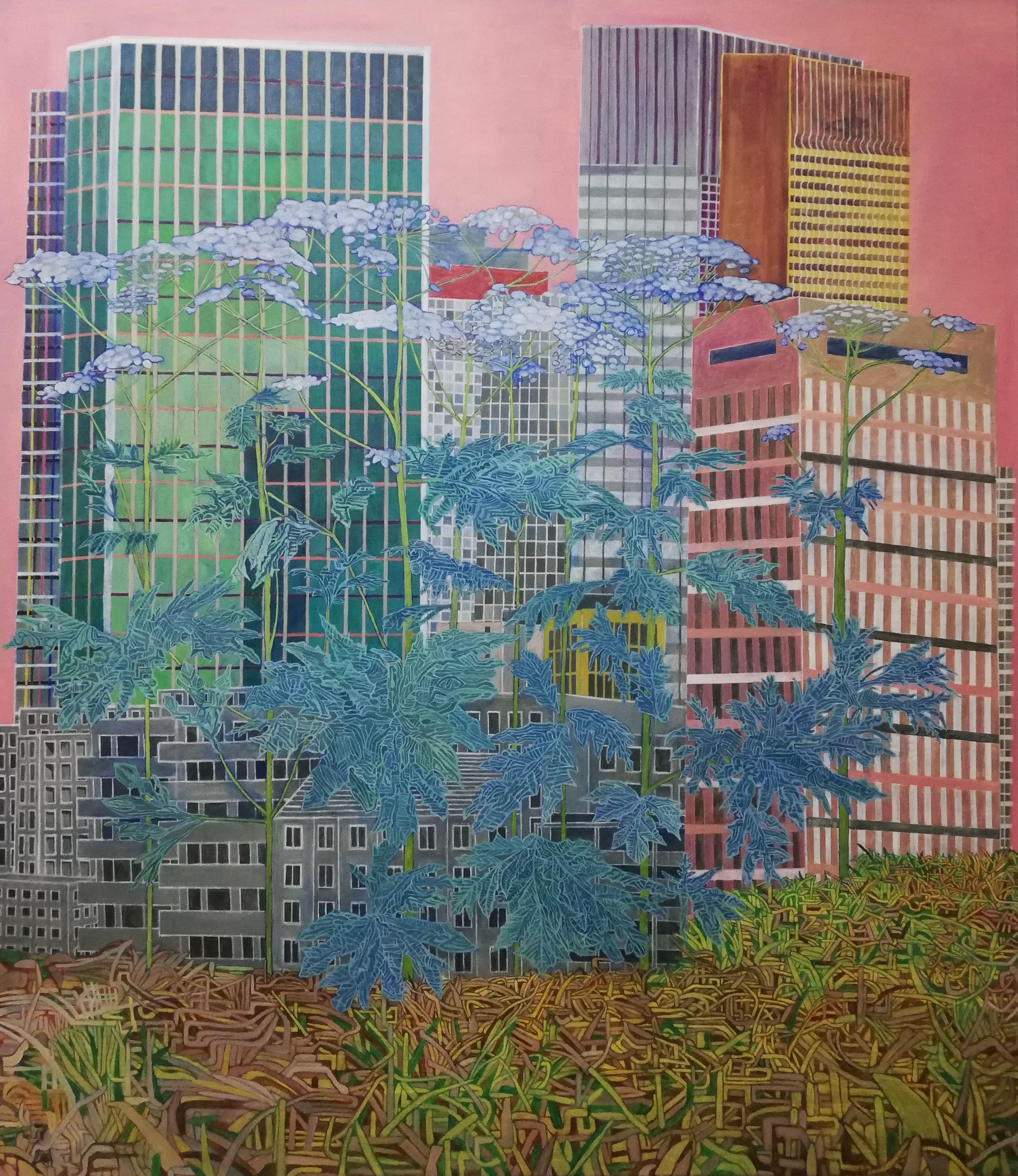 Stadt Land Pflanze